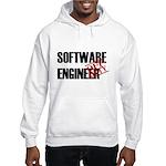 Off Duty Software Engineer Hooded Sweatshirt