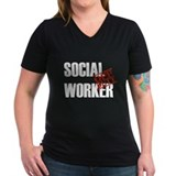 Off Duty Social Worker Shirt
