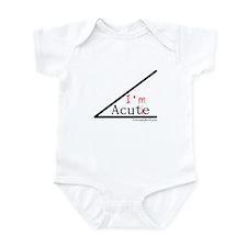 I'm a cutie - Infant Bodysuit