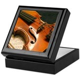 Violin Concerto Keepsake Box