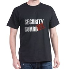 Off Duty Security Guard T-Shirt