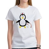Penguin Nurse Tee