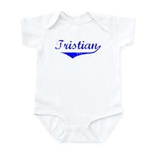 Tristian Vintage (Blue) Infant Bodysuit