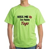 Kiss Me I'm from Togo T-Shirt