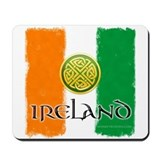 Celtic Ireland Flag Mousepad