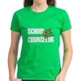 Off Duty School Counselor Tee