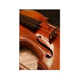 Violin Concerto Rectangle Magnet (10 pack)