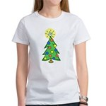 ILY Christmas Tree Women's T-Shirt