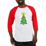 ILY Christmas Tree Baseball Jersey