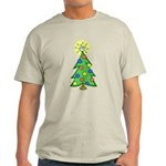 ILY Christmas Tree Light T-Shirt