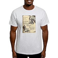 BALBOA Mini Biography T-Shirt