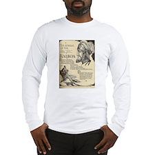 Unique Admiration Long Sleeve T-Shirt