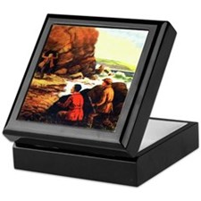 Caves Keepsake Box