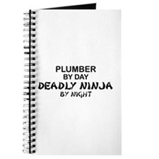 Plumber Deadly Ninja Journal
