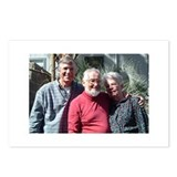 Dad &amp; Carol &amp; Malc (Package of 8)