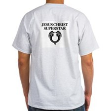 Jesus Christ Superstar Ash T-Shirt