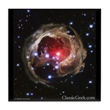 Starfield Glory Tile Coaster
