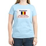 Good Looking Romanian T-Shirt