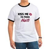 Kiss Me I'm from Haiti T
