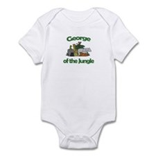 George of the Jungle Infant Bodysuit
