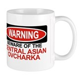 CENTRAL ASIAN OVCHARKA Small Mug