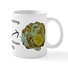 Brain in a Meeting Mug