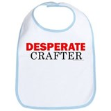 Desperate Crafter Bib