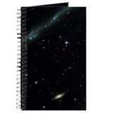 Deep Space Starfield - Journal