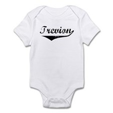 Trevion Vintage (Black) Infant Bodysuit