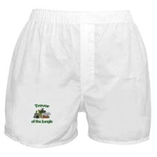 Trevor of the Jungle  Boxer Shorts