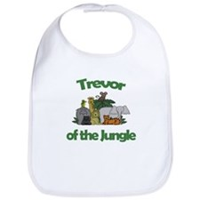 Trevor of the Jungle Bib