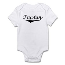 Trystan Vintage (Black) Infant Bodysuit