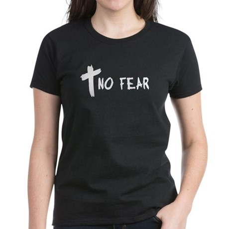 No Fear Cross Women's Dark T-Shirt