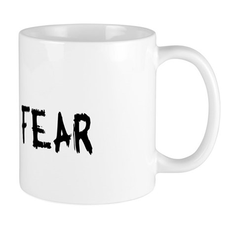 No Fear Cross Mug