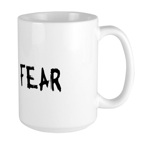 No Fear Cross Large Mug