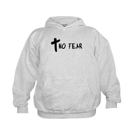 No Fear Cross Kids Hoodie