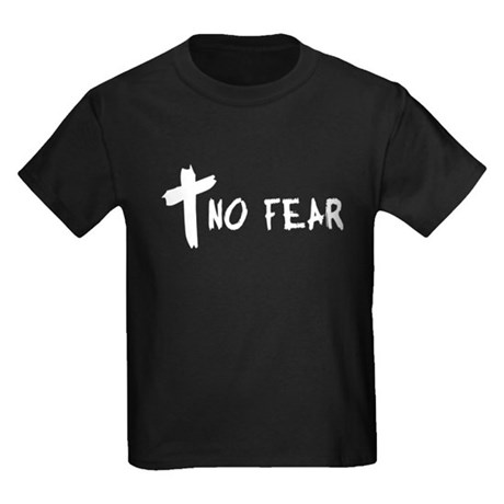No Fear Cross Kids Dark T-Shirt