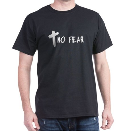 No Fear Cross Dark T-Shirt