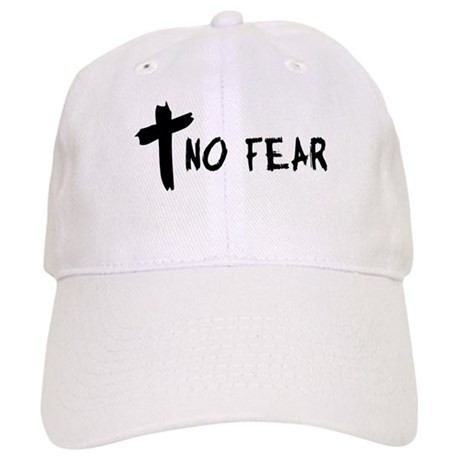 No Fear Cross Cap