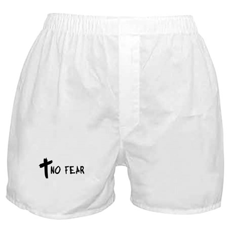No Fear Cross Boxer Shorts