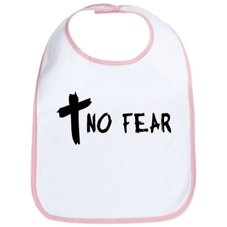 No Fear Cross Bib