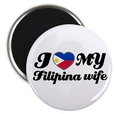 I love my Filipina wife Magnet
