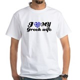 I love my Greek wife Shirt
