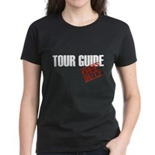 Off Duty Tour Guide Tee