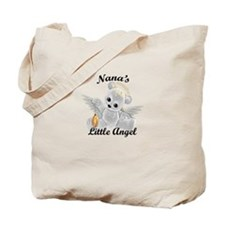 Nana's Little Angel Tote Bag