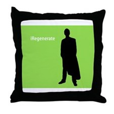 iRegenerate Throw Pillow