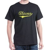 Aleena Vintage (Gold) T-Shirt