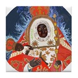 Our Lady of Candlemas Tile Coaster