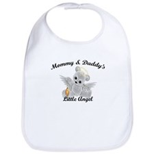 Mommy & Daddy's Angel Bib