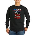 Anti War Long Sleeve Dark T-Shirt